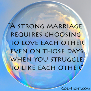 God-Sight Truths of Marriage