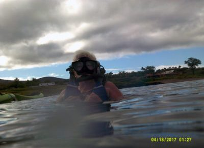 God-Sight, Snorkel, Maui
